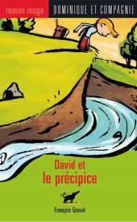 Image de couverture (David et le précipice)