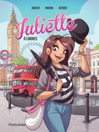 Image de couverture (Juliette à Londres - La BD)