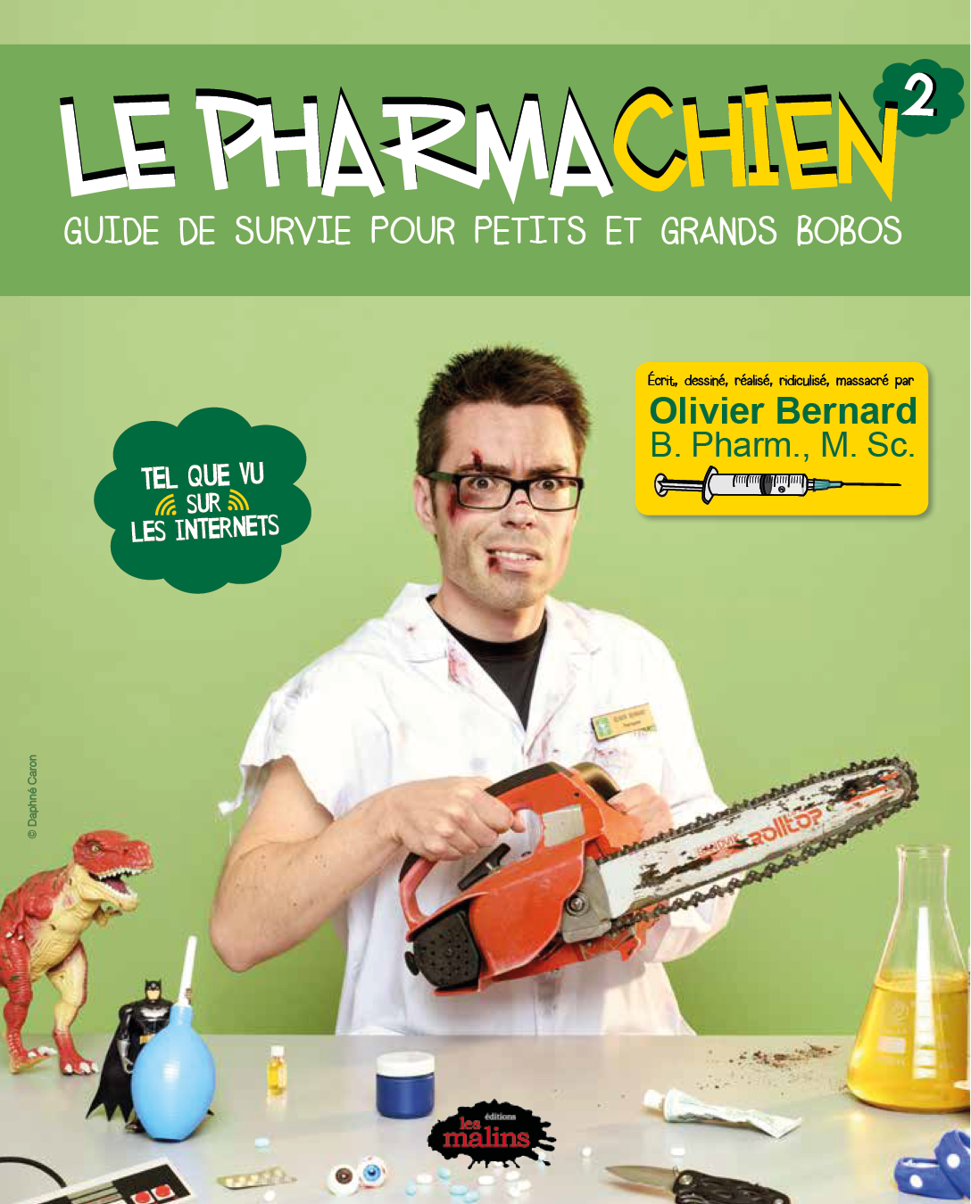 Le Pharmachien 02 : Guide d...
