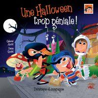 Cover image (Une Halloween trop géniale !)