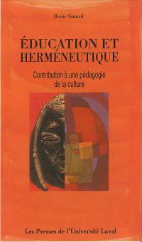 Education et herméneutique