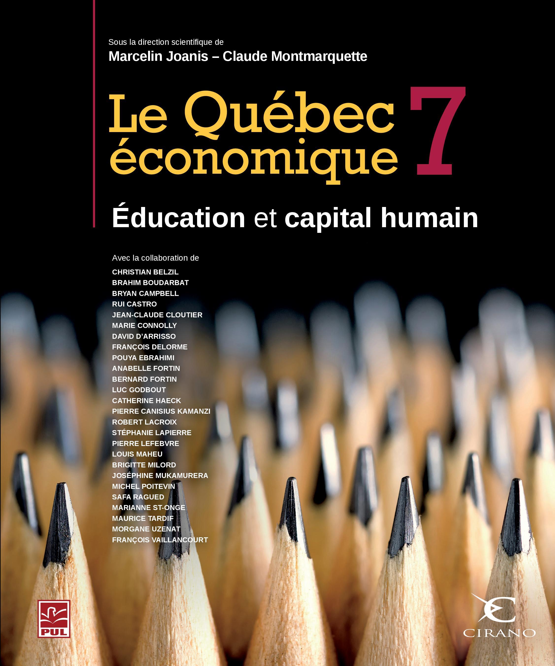 Le Québec économique 07 : É...