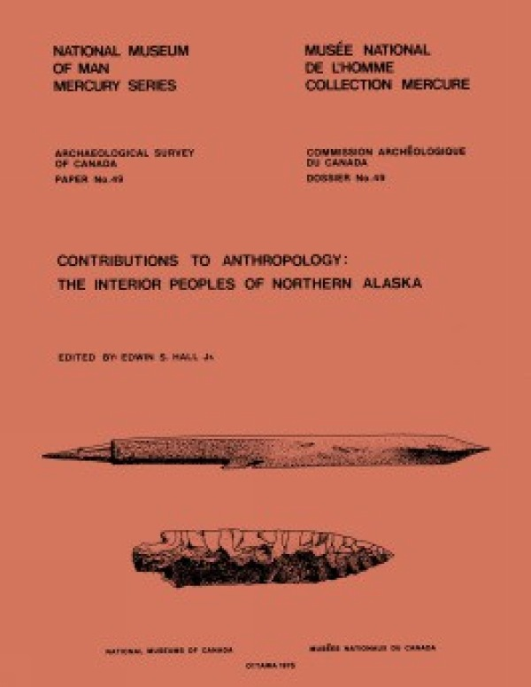 Contributions to Anthropology