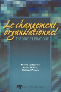 Changement organisationnel ...