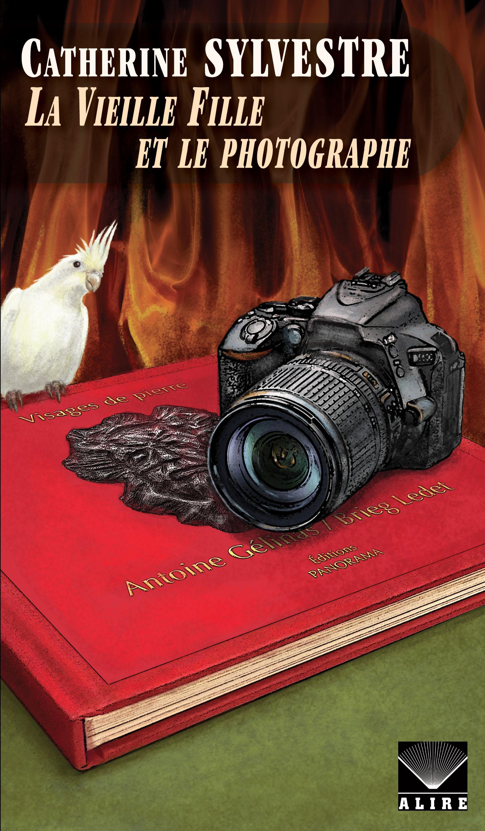 Vieille Fille et le photographe (Le)