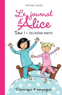 Image de couverture (Le journal d'Alice tome 1 - 2e partie)