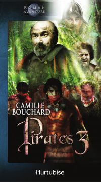 Image de couverture (Pirates T3 - L'emprise des cannibales)