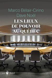 Cover image (Les Lieux de pouvoir au Québec)
