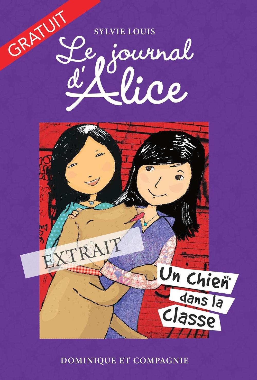 Extrait - Le journal d'Alice (tome 10)