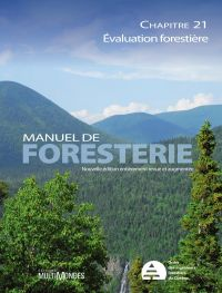 Manuel de foresterie, chapitre 21 – Évaluation forestière