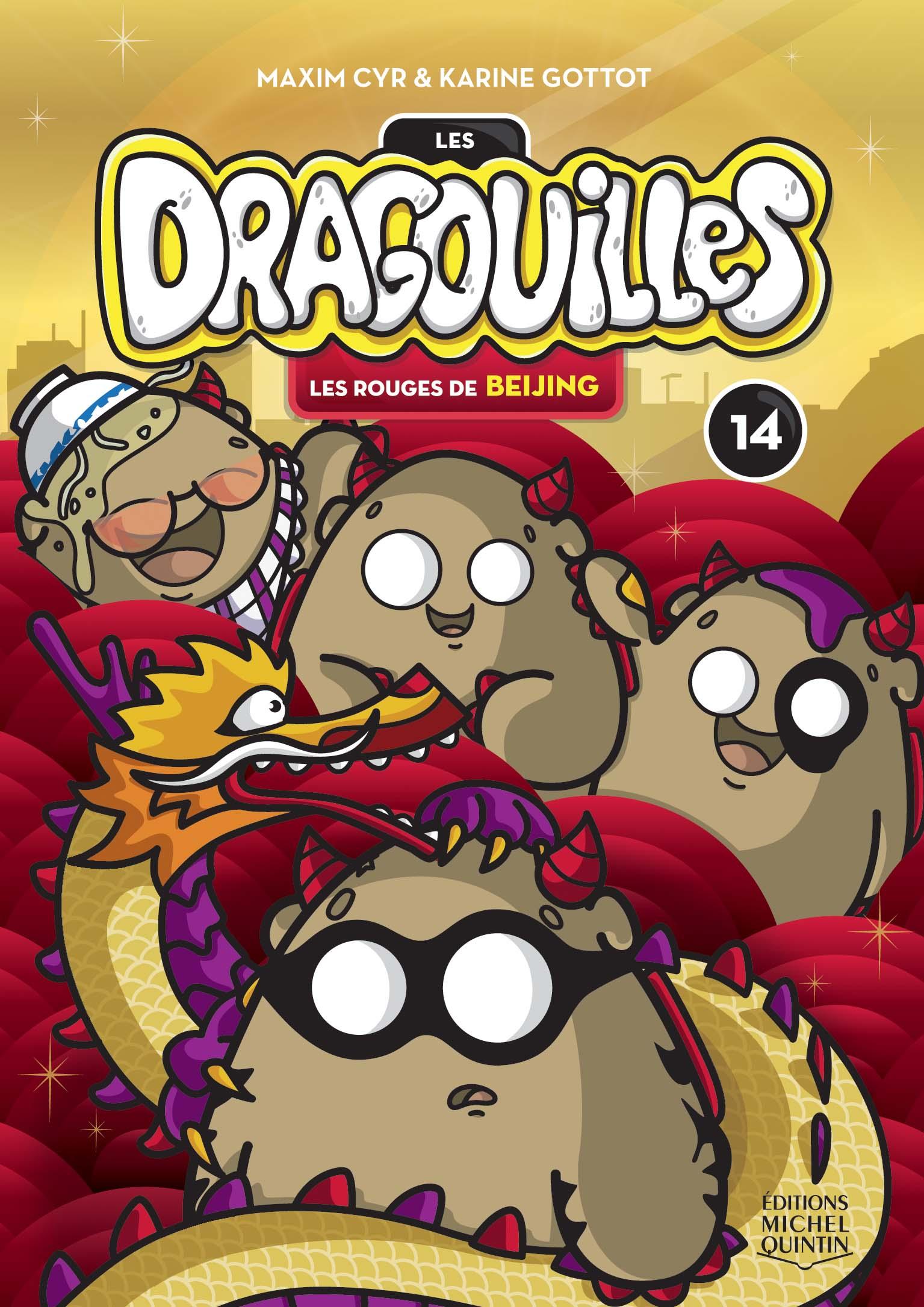 Les dragouilles 14 - Les ro...