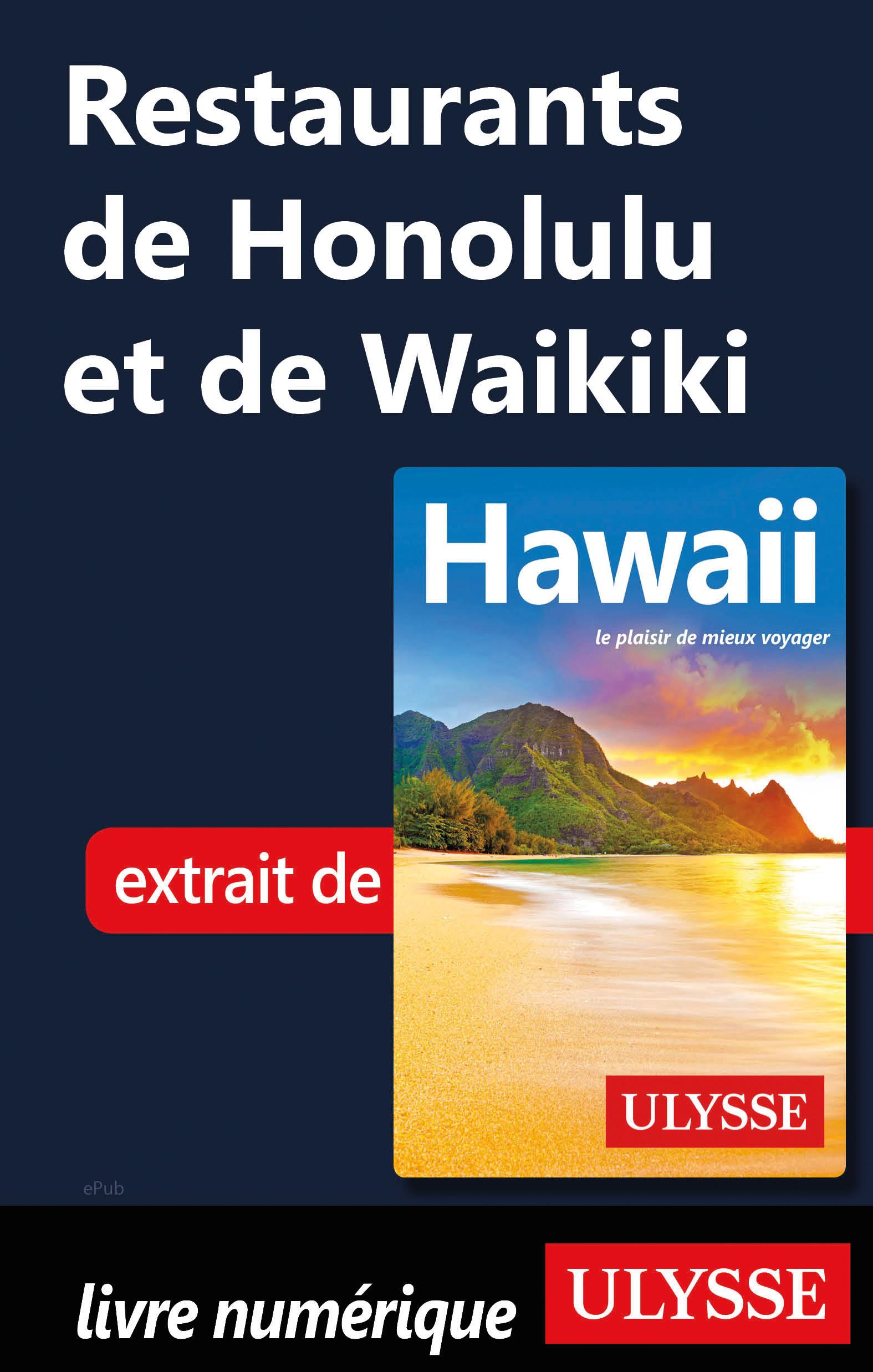 Restaurants de Honolulu et ...