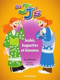 Les JJ's - Sushis, baguette...
