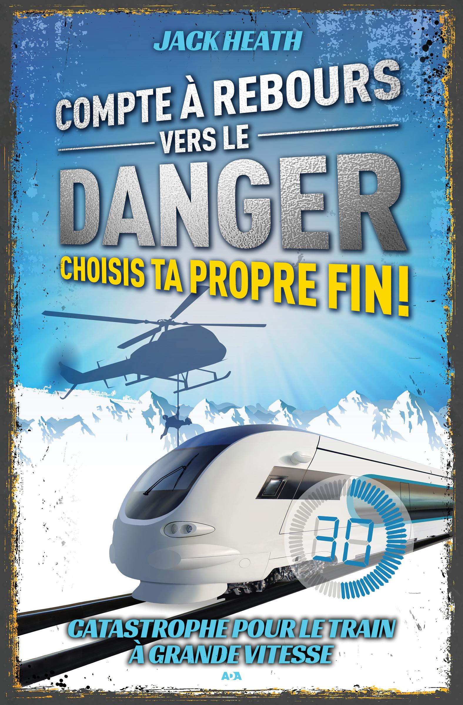 Catastrophe pour le train à...