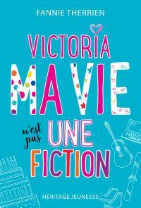 Image de couverture (Ma vie n'est pas une fiction !)