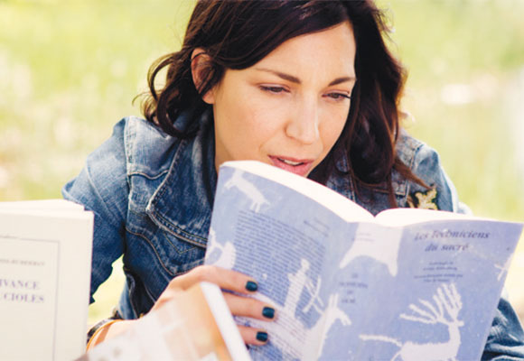 Les lectures d'Evelyne de la Chenelière