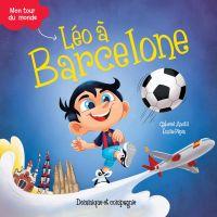 Léo à Barcelone