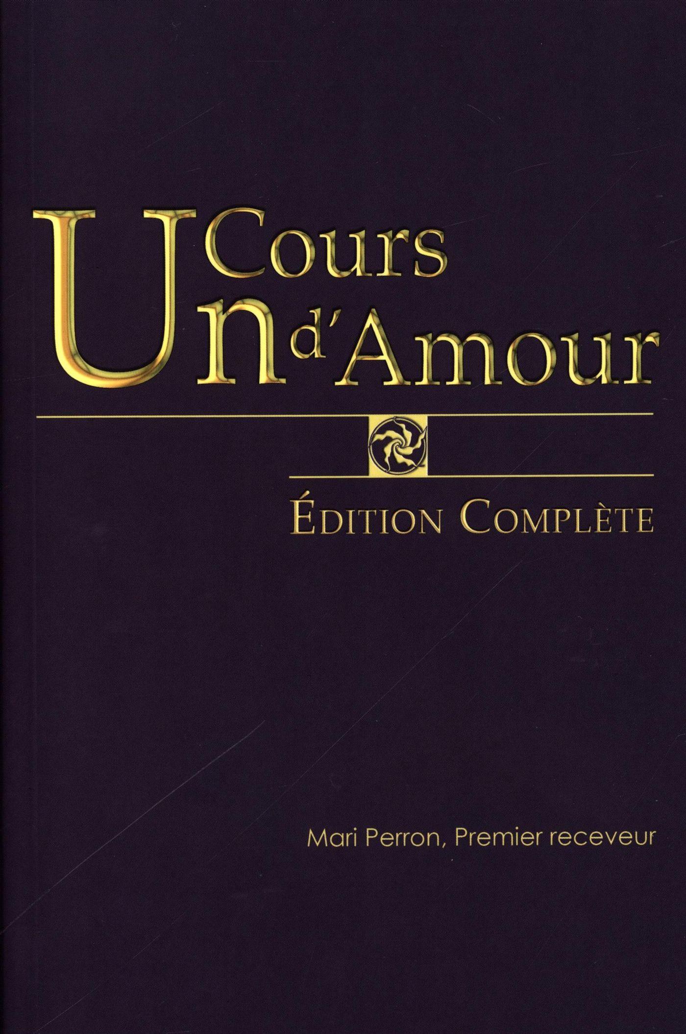 Un cours d'Amour  Edition Complète