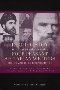 Leo Tolstoy in Conversation...