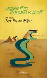 Cover image (Alexandre et les trafiquants du désert)