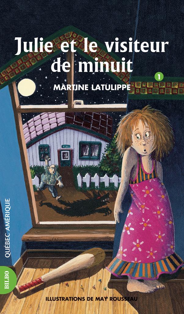 Julie 01 - Julie et le visiteur de minuit