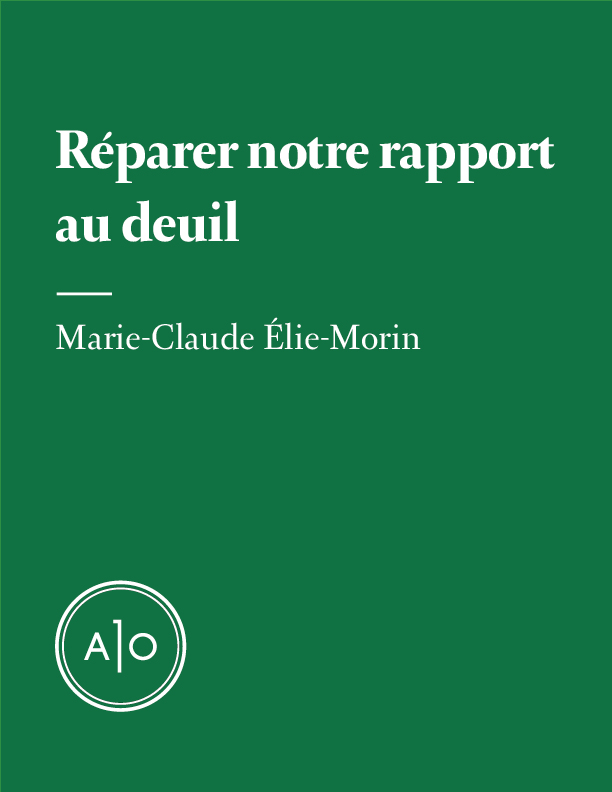 Réparer notre rapport au deuil