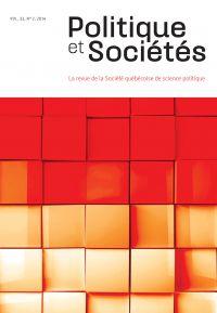 Politique et Sociétés. Vol....