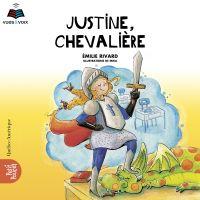 Image de couverture (Justine, chevalière)