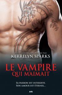 Image de couverture (Le vampire qui m'aimait)