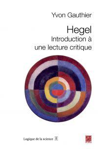 Hegel : Introduction à une ...