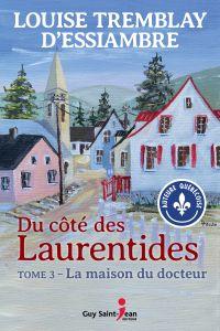 Cover image (Du côté des Laurentides, tome 3)