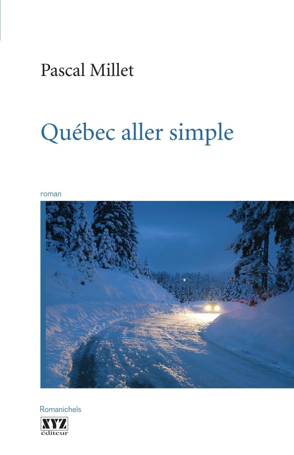 Québec aller simple