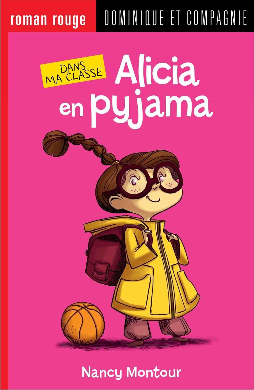 Alicia en pyjama