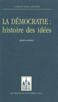 Démocratie: histoire des idées