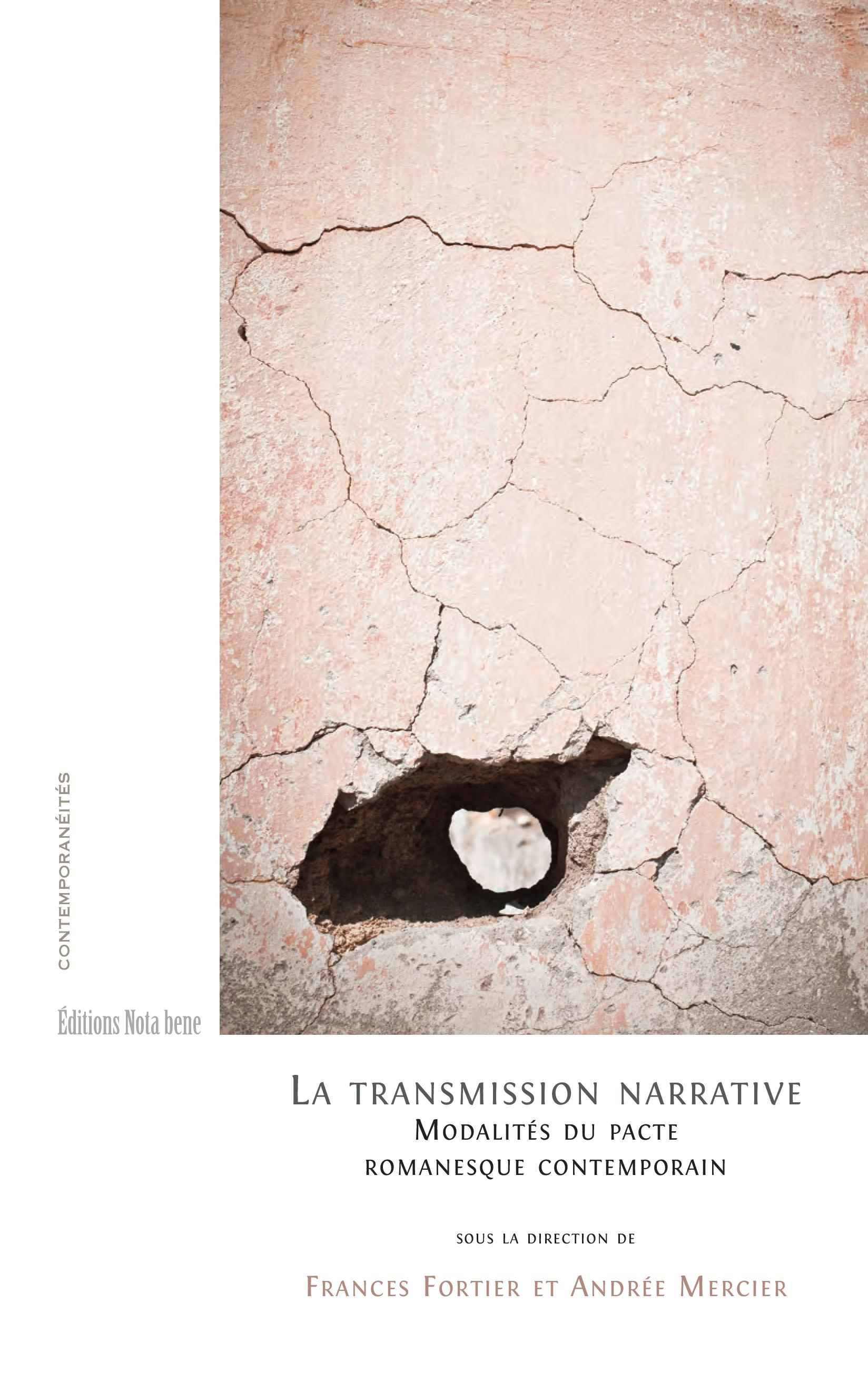 La transmission narrative