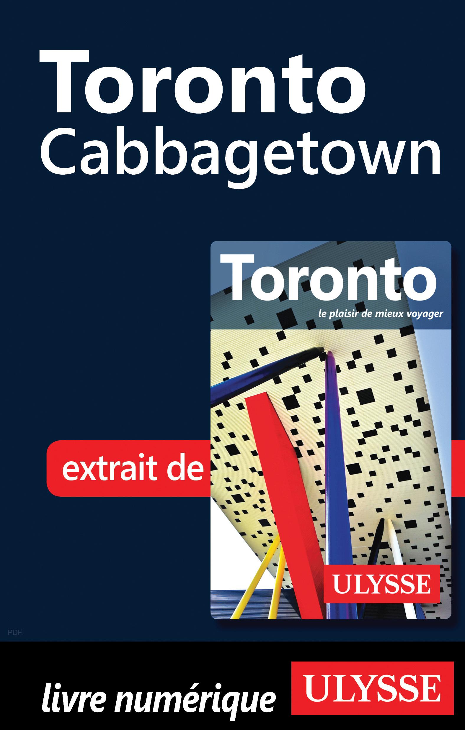 Toronto - Cabbagetown