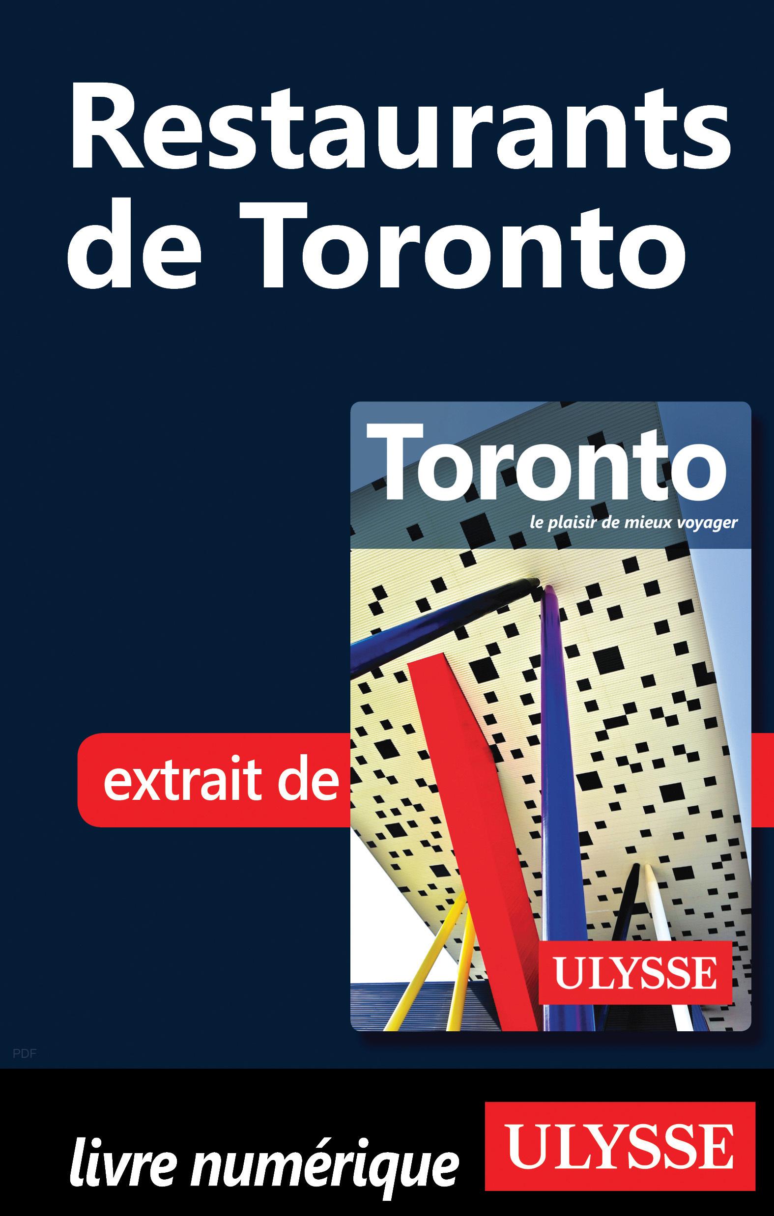 Restaurants de Toronto