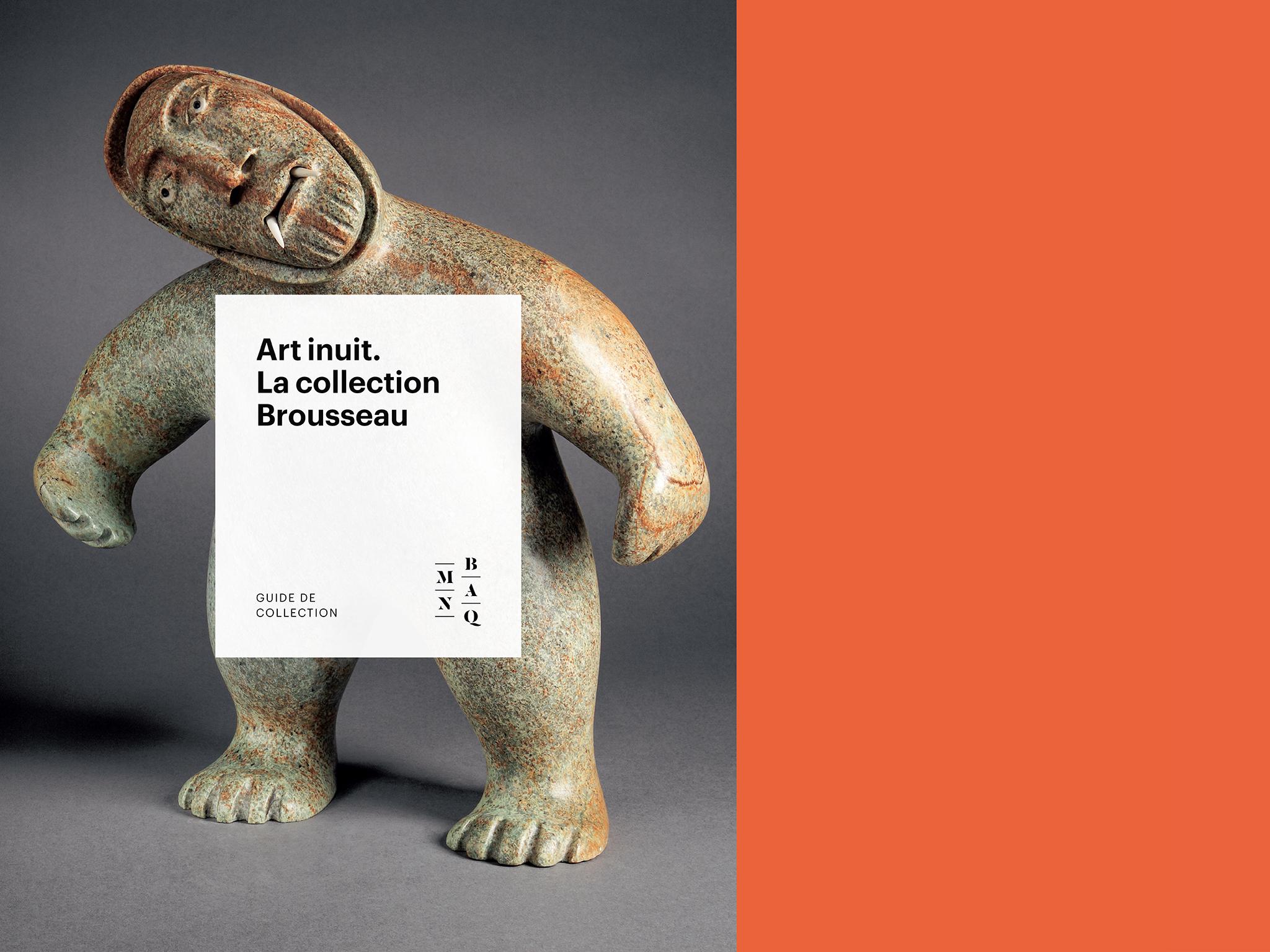 Art inuit. La collection Br...