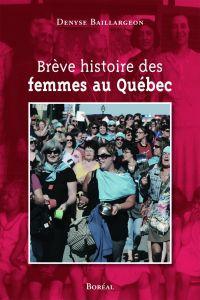 Image de couverture (Brève histoire des femmes au Québec)