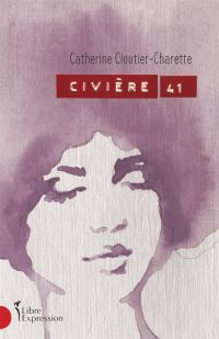 Book cover of Civière 41.