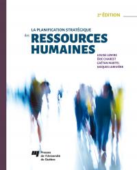 Image de couverture (La planification stratégique des ressources humaines, 2e édition)