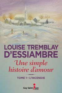 Cover image (Une simple histoire d'amour, tome 1)