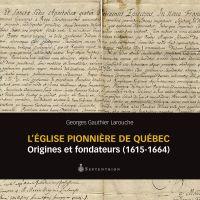 Image de couverture (Église pionnière de Québec (L'))