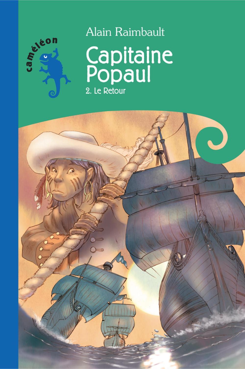 Capitaine Popaul T2