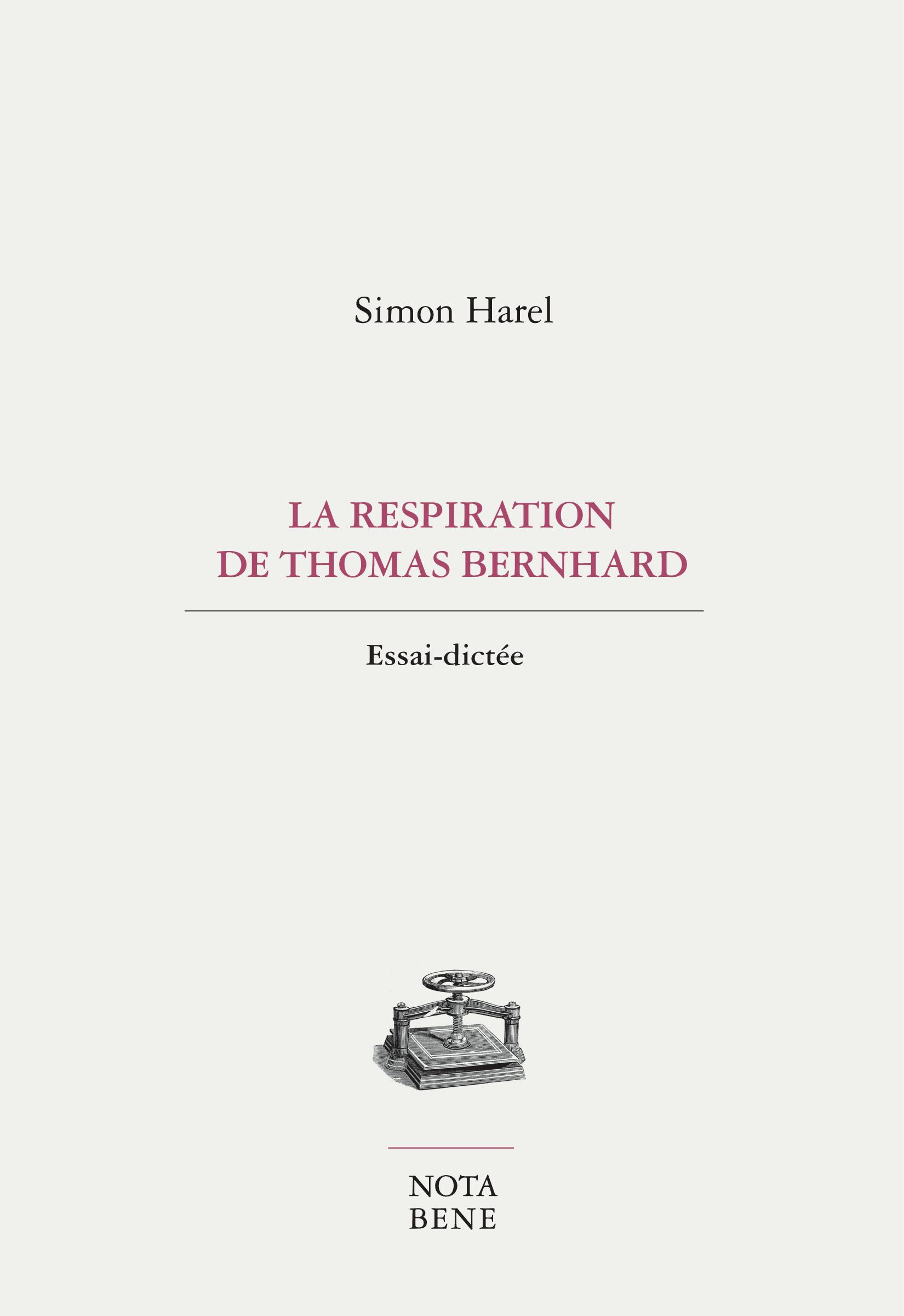 La respiration de Thomas Be...