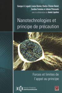 Nanotechnologies et principe de précaution