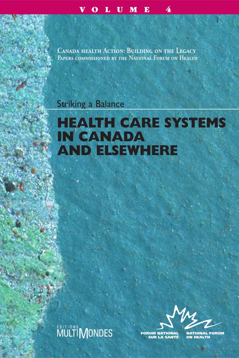 Health Care Systems in Cana...