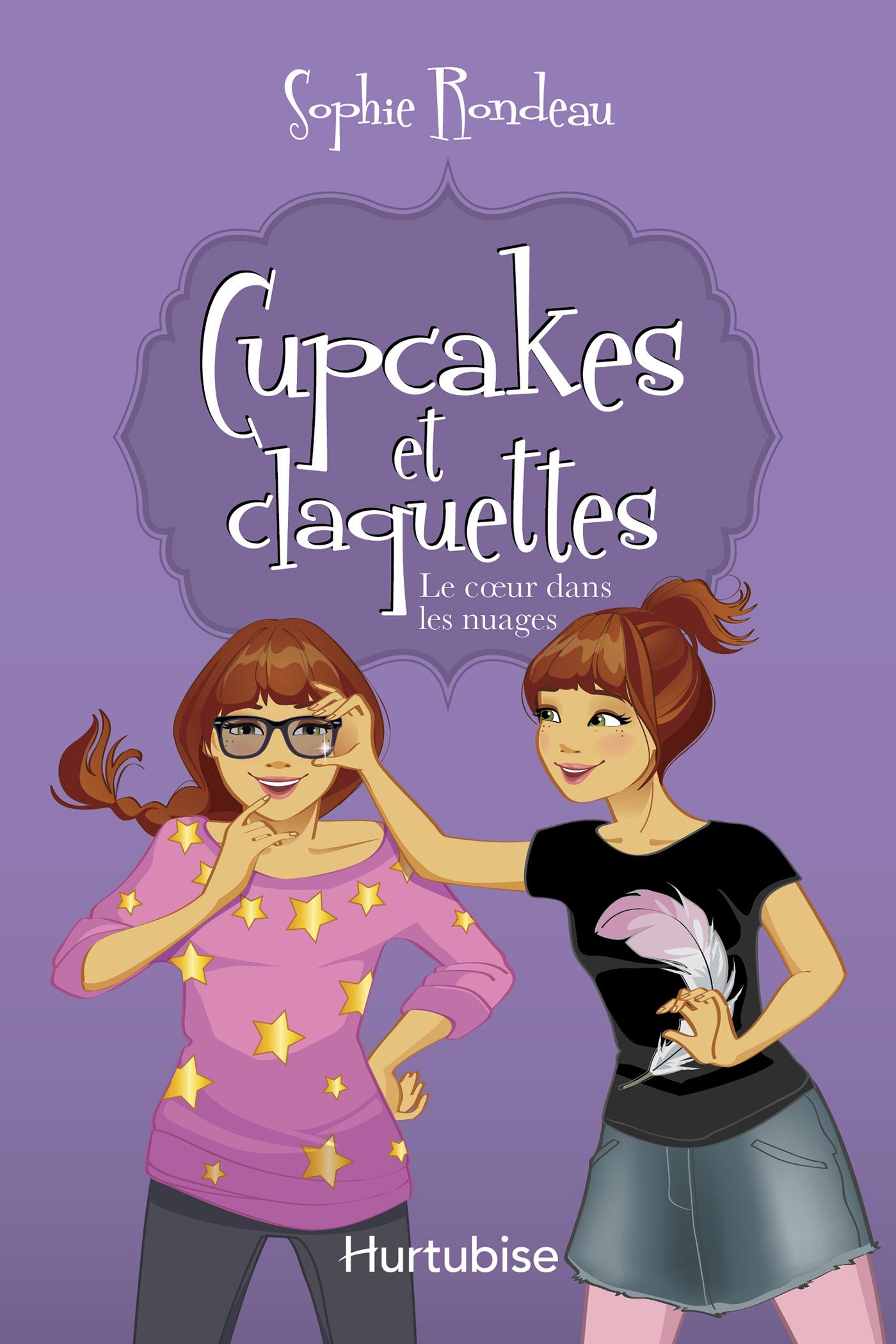 Cupcakes et claquettes T4 - Le coeur dans les nuages