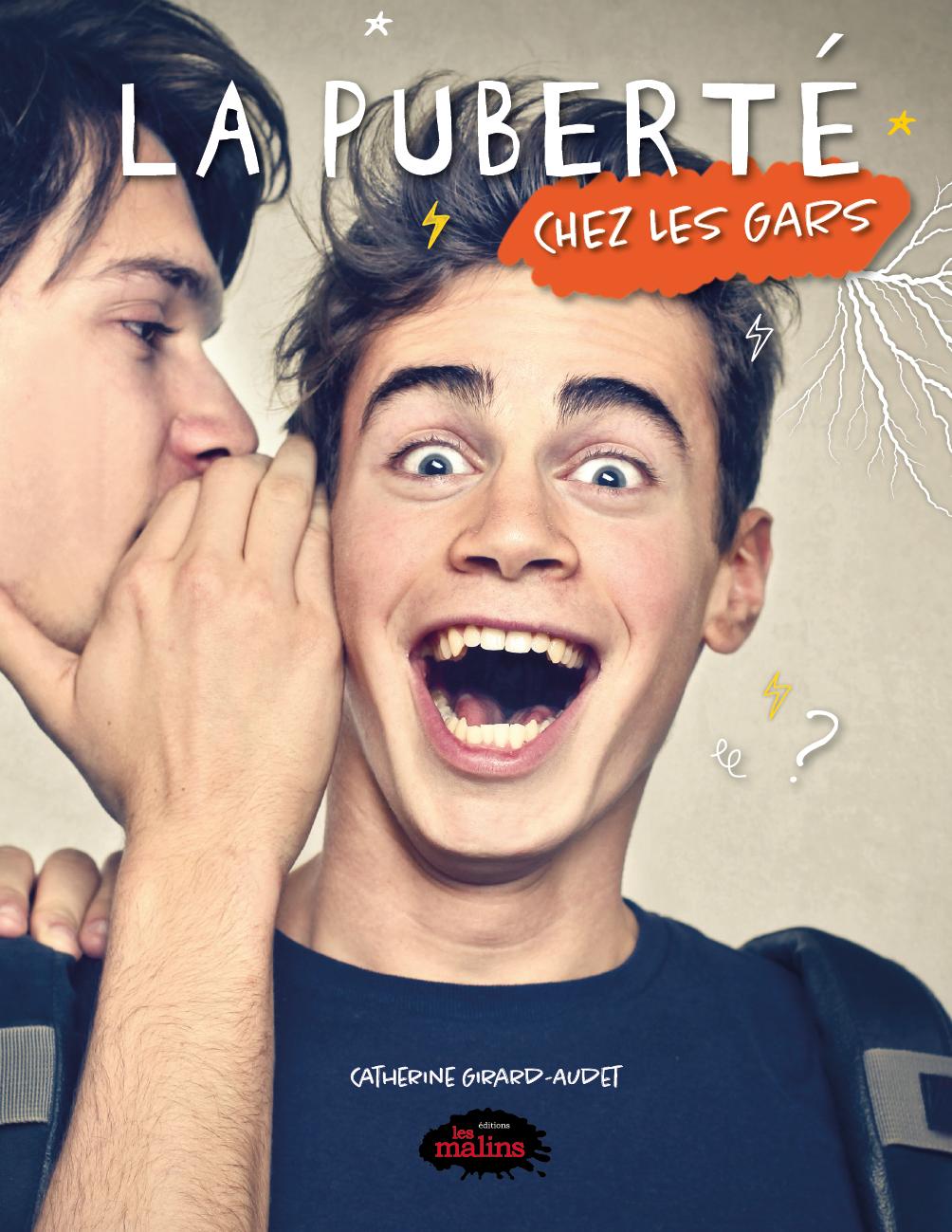 La puberté chez les gars