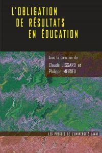 Obligation de résultats en éducation